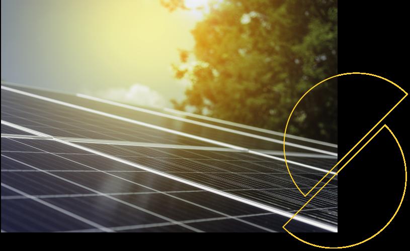U kunt uw dak verhuren voor zonnepanelen